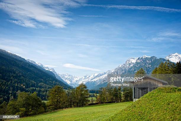 Gschnitztal Valley , Stubai Alps