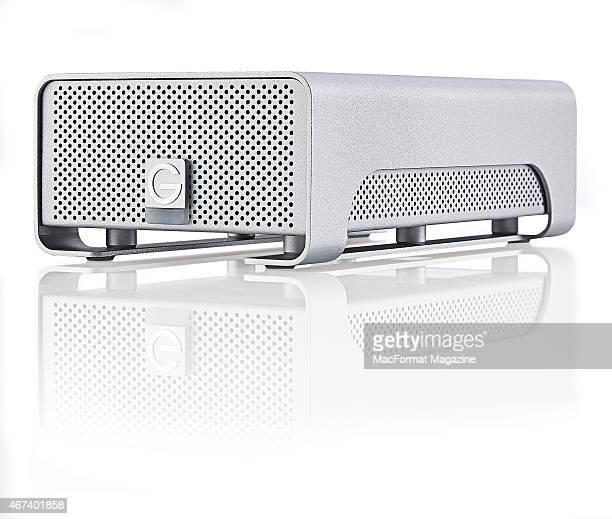 A GTechnology GRAID hard drive taken on June 20 2014