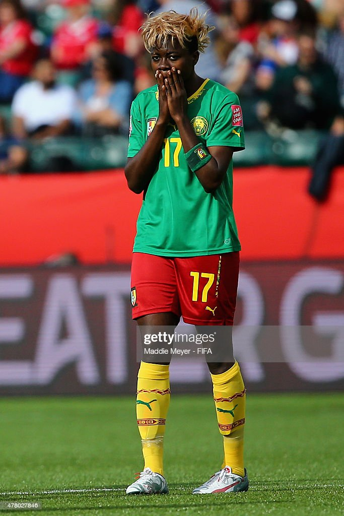 China v Cameroon: Round of 16 - FIFA Women's World Cup 2015