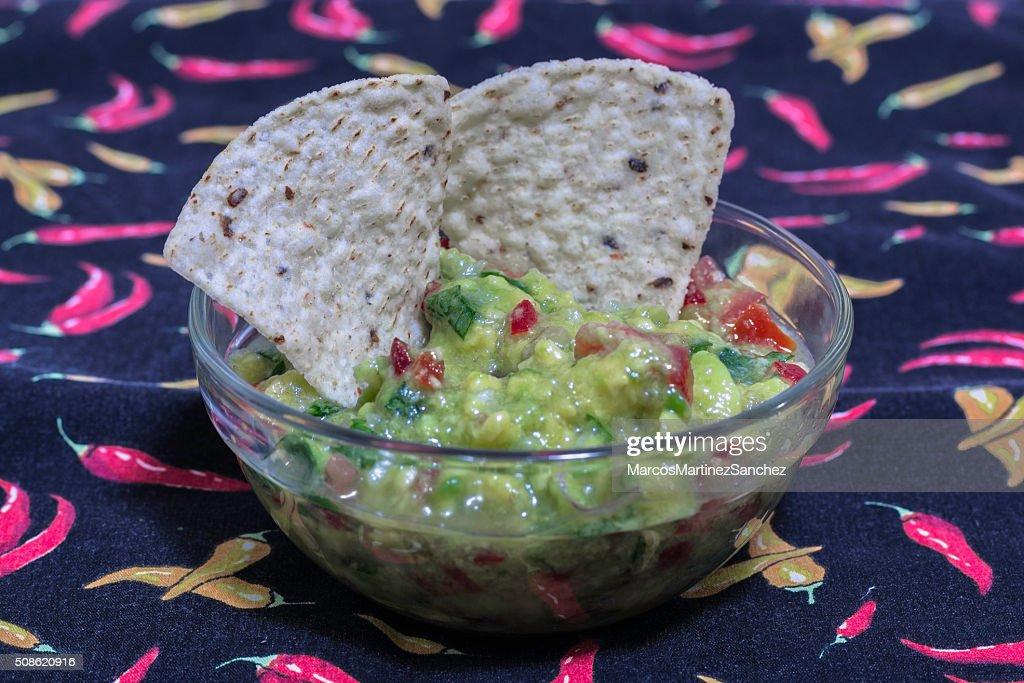 Guacamole I : Stock Photo