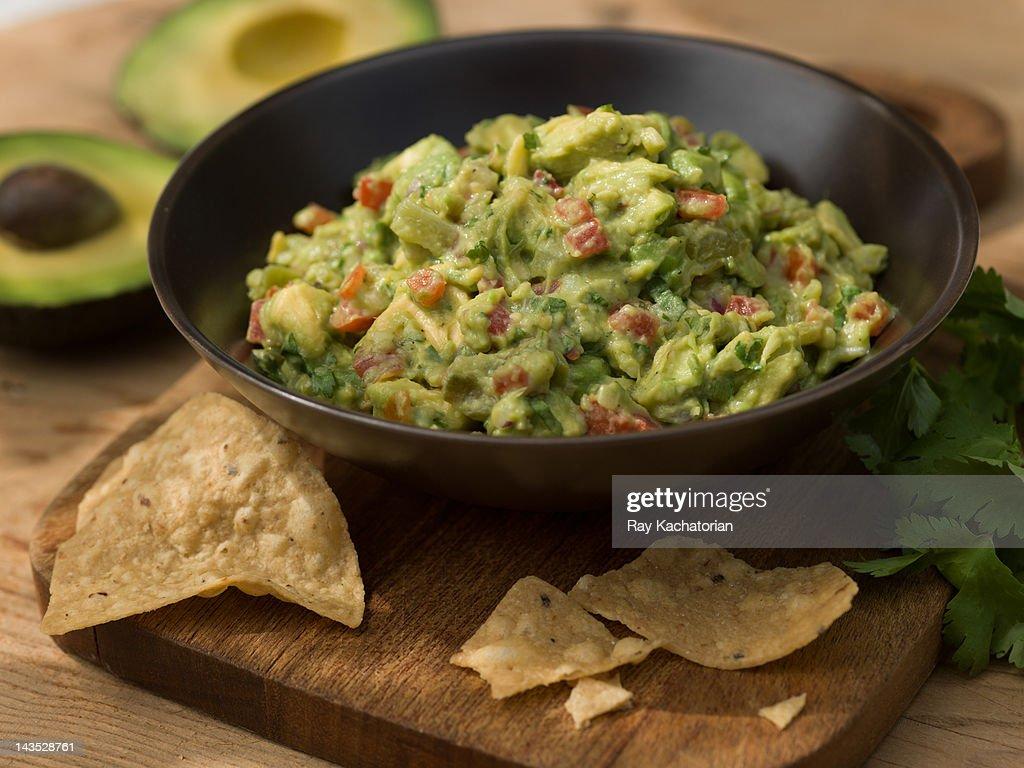Guacamole : Stock Photo