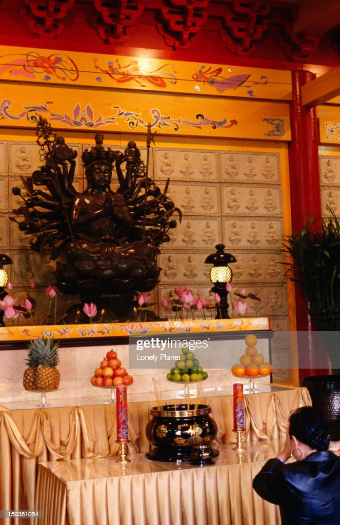 Guan Yin Shrine.
