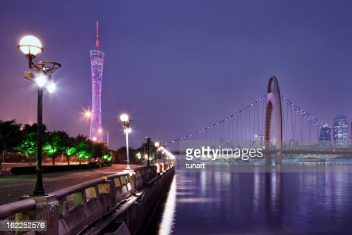 Guangzhou Cityscape, China