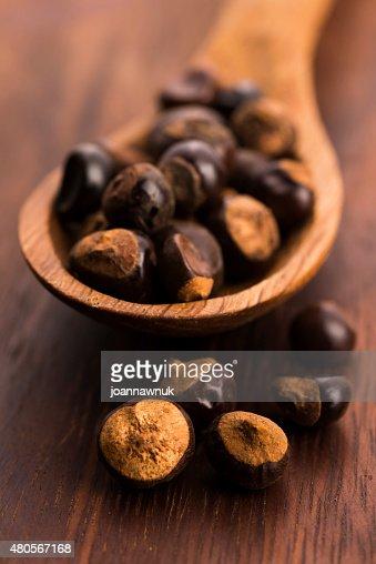 Guarana seeds : Stock Photo
