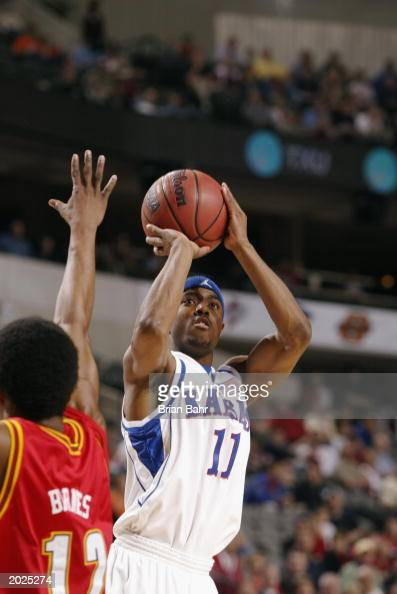 Aaron Miles Basketball Player Stock Photos and Pictures