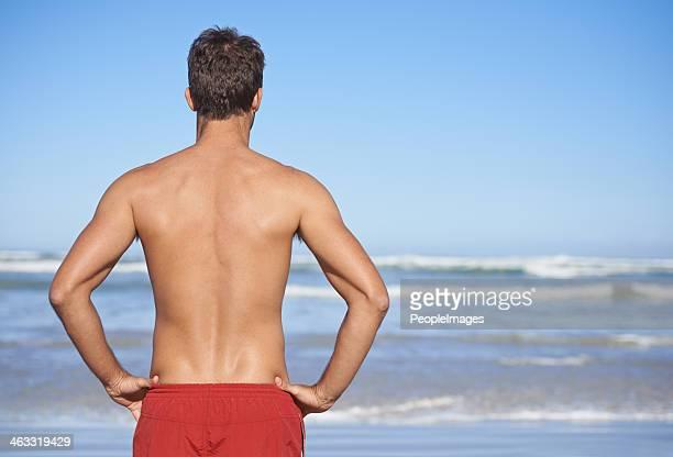 Guarding the coast