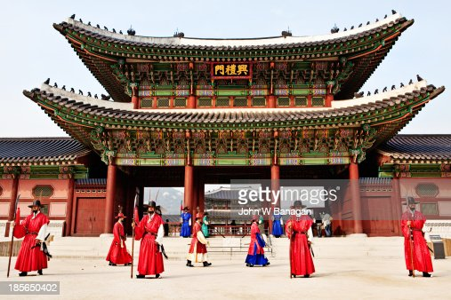 Guards at Palace
