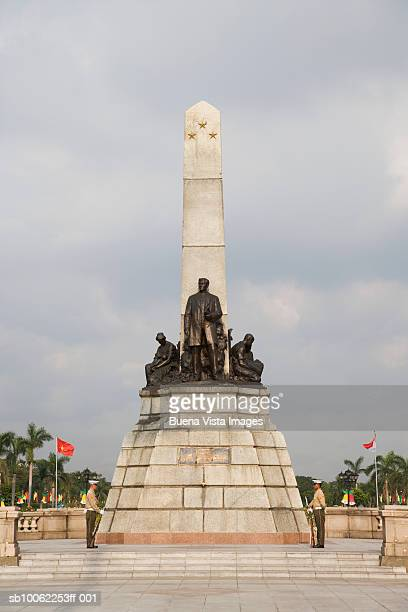 Guardsman by Rizal Monument