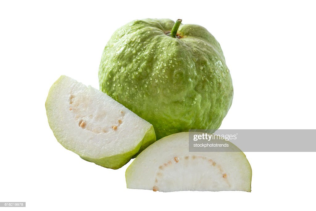 Guava : Stock Photo