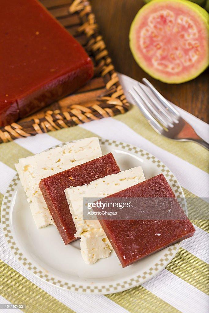 Guava Sweet, Goiabada : Stock Photo