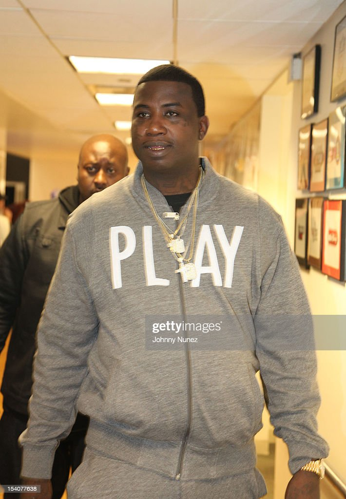 <a gi-track='captionPersonalityLinkClicked' href=/galleries/search?phrase=Gucci+Mane&family=editorial&specificpeople=4468934 ng-click='$event.stopPropagation()'>Gucci Mane</a> invades 'The Whoolywood Shuffle' at SiriusXM Studios on October 8, 2012 in New York City.