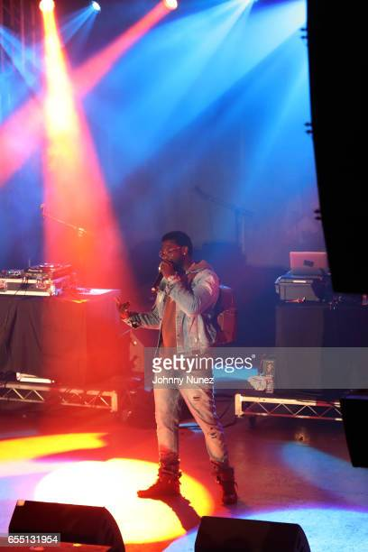 Gucci Mane performs during Day 9 of the 2017 SXSW Conference And Festivals on March 18 2017 in Austin Texas