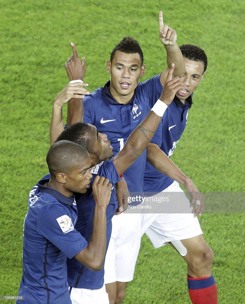 France v Korea Republic: Group A - FIFA U-20 World Cup Colombia 2011