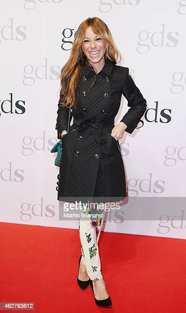 Guelcan Kamps attends the GDS Grand Opening Party on February 4 2015 in Duesseldorf Germany