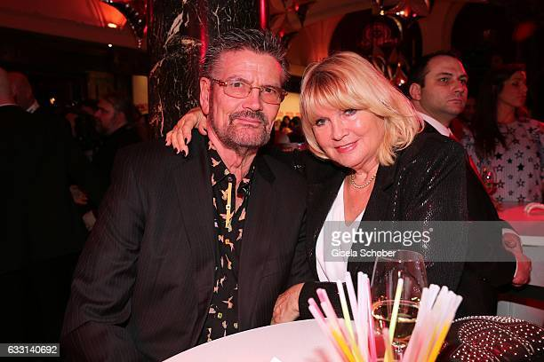 Guenther Klum and his wife Erna Klum parents of Heidi Klum during the Lambertz Monday Night 2017 at Alter Wartesaal on January 30 2017 in Cologne...