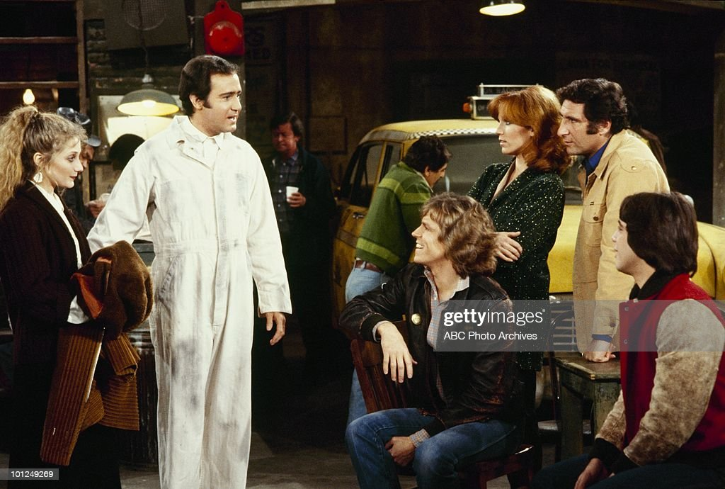 TAXI - 'Guess Who's Coming for Brefnigh' - Airdate January 15, 1980. (Photo by ABC Photo Archives/ABC via Getty Images) CAROL
