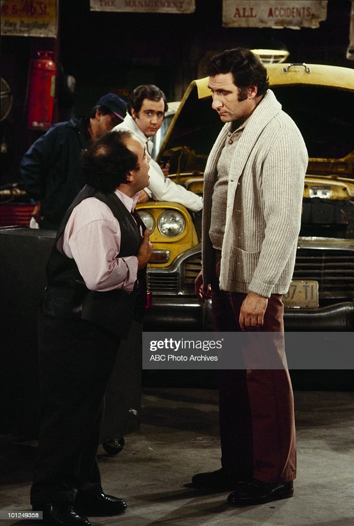 TAXI - 'Guess Who's Coming for Brefnigh' - Airdate January 15, 1980. (Photo by ABC Photo Archives/ABC via Getty Images) DANNY