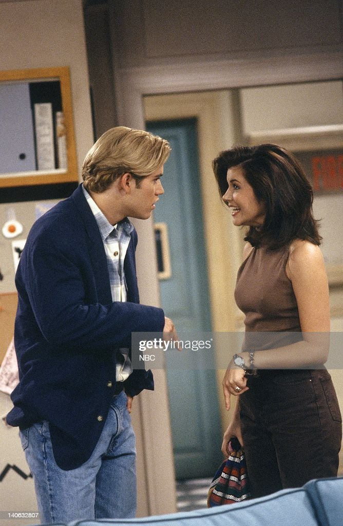 YEARS 'Guess Who's Coming to College' Episode 2 Air Date Pictured MarkPaul Gosselaar as Zack Morris Tiffani Thiessen as Kelly Kapowski Photo by...