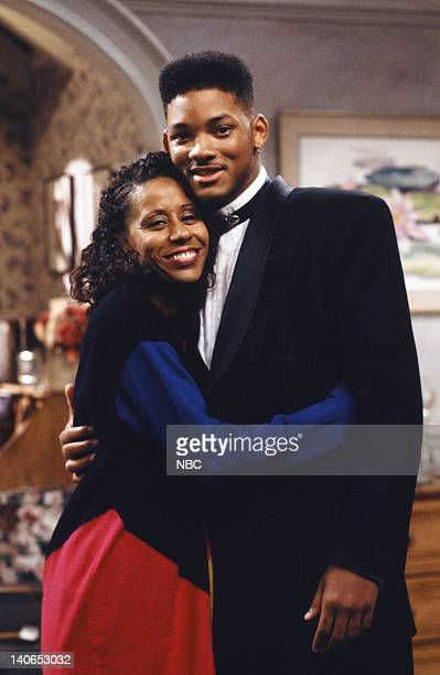 AIR 'Guess Who's Coming to Marry' Episode 6 Pictured Vernee WatsonJohnson as Viola Will Smith as William 'Will' Smith  Photo by Joseph Del Valle/NBCU...