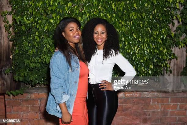 Guest and Danielle Mone Truitt attend More Than A Hashtag at The Matrix Theatre on August 28 2017 in Los Angeles California
