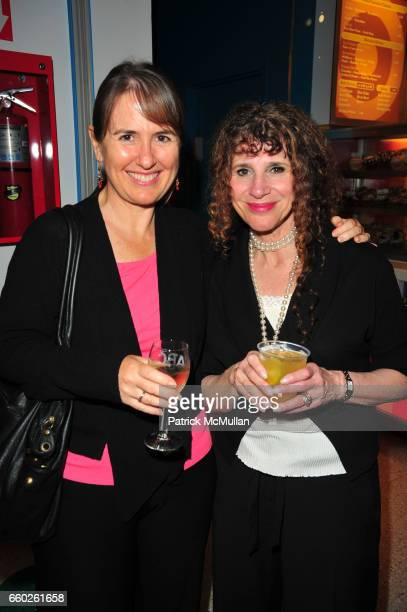 Guest and Judy Holtzman attend ASSOCIATION to BENEFIT CHILDREN hosts COCKTAILS IN CANDYLAND at Dylan's Candy Bar on June 18 2009 in New York City