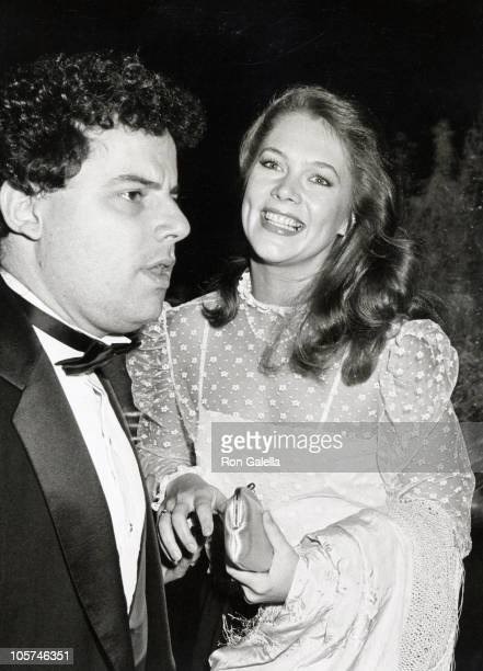 Guest and Kathleen Turner during 19th New York Film Festival September 25 1981 at Lincoln Center in New York City New York United States