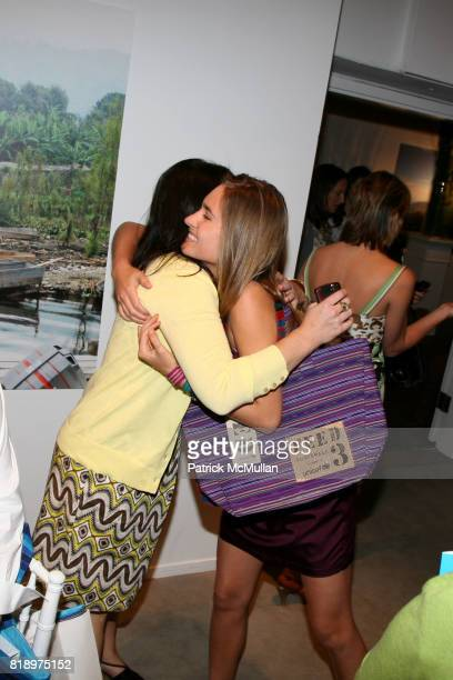 Guest and Lauren Bush attend LORD TAYLOR Mother/Daughter Tea for FEED with LAUREN BUSH and ELLEN GUSTAFSON at Lord Taylor on May 7 2010 in New York...