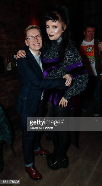 Guest and Princess Julia attend the launch of new book 'Good As You From Prejudice To Pride 30 Years Of Gay Britain' by Paul Flynn at The London...