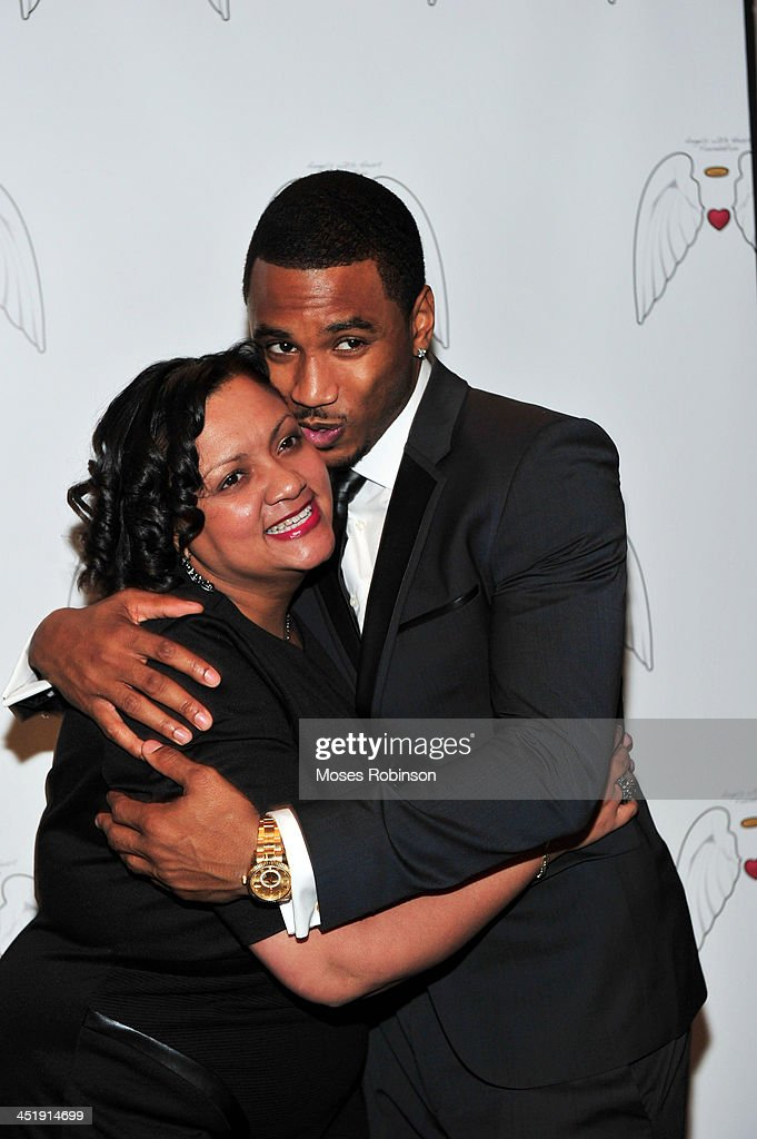 Guest and recording artist <a gi-track='captionPersonalityLinkClicked' href=/galleries/search?phrase=Trey+Songz&family=editorial&specificpeople=674835 ng-click='$event.stopPropagation()'>Trey Songz</a> attend his Birthday Party And Host a Evening Benefitting 'Angels With Heart Foundation Month' at Le Meridien Atlanta Perimeter Hotel on November 24, 2013 in Atlanta, Georgia.