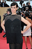 Guest at the premiere of 'The Skin I Live In' during the 64th Cannes International Film Festival