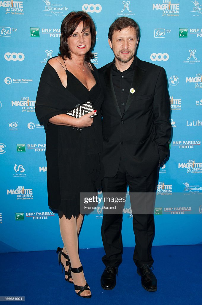 Guest attend 'Les Magritte Du Cinema 2014' at Square Brussels on February 1, 2014 in Brussel, Belgium.