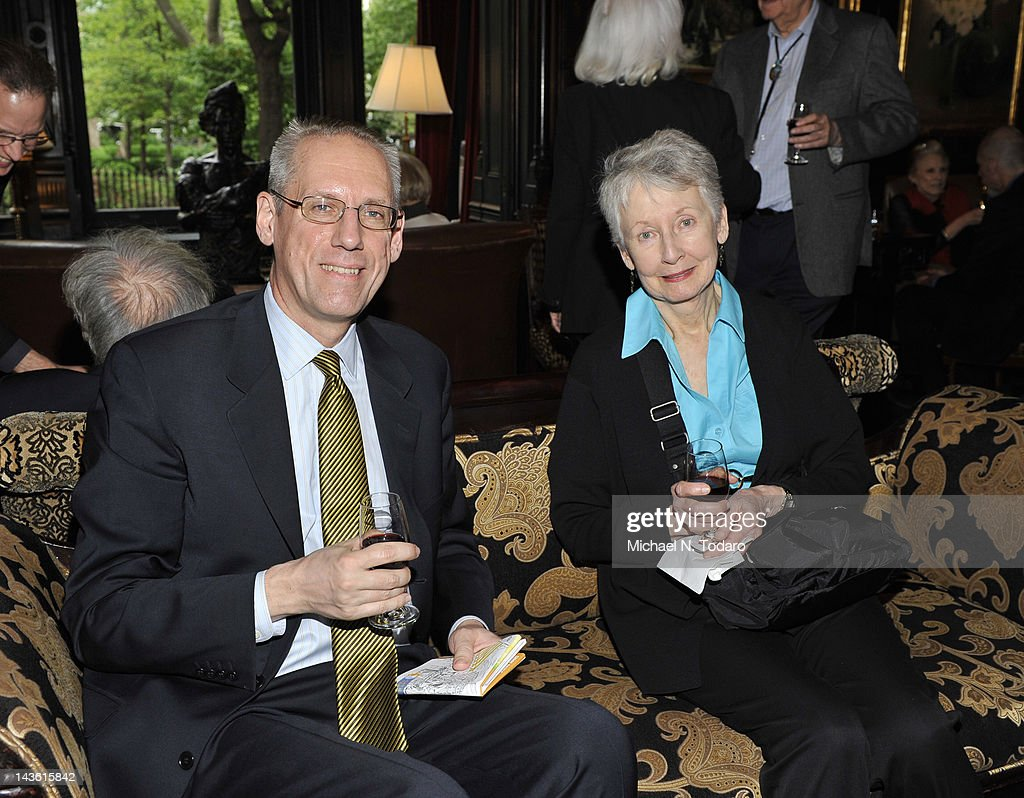 Guest attend the Norman Mailer Center Commendation Awards at The National Arts Club on April 30, 2012 in New York City.