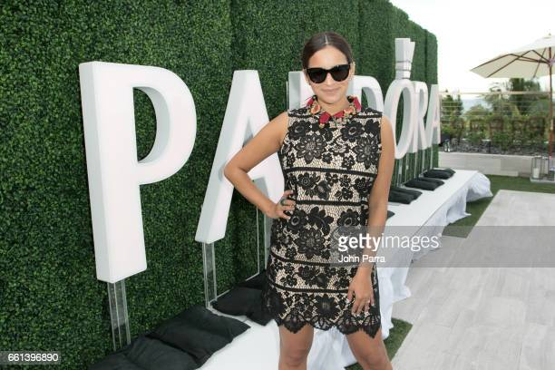 Guest attend the PANDORA Jewelry Miami Do Launch Event at Miami Beach EDITION on March 30 2017 in Miami Beach Florida