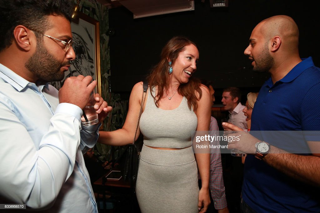 Guest attend WE tv's LOVE BLOWS Premiere Event at Flamingo Rum Club on August 16, 2017 in Chicago, Illinois.