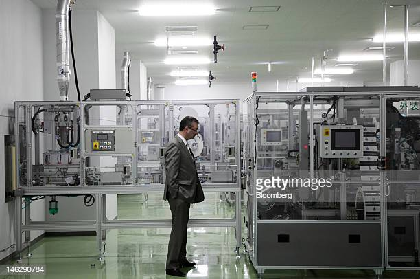 Lithium Ion Battery Stock Photos And Pictures Getty Images