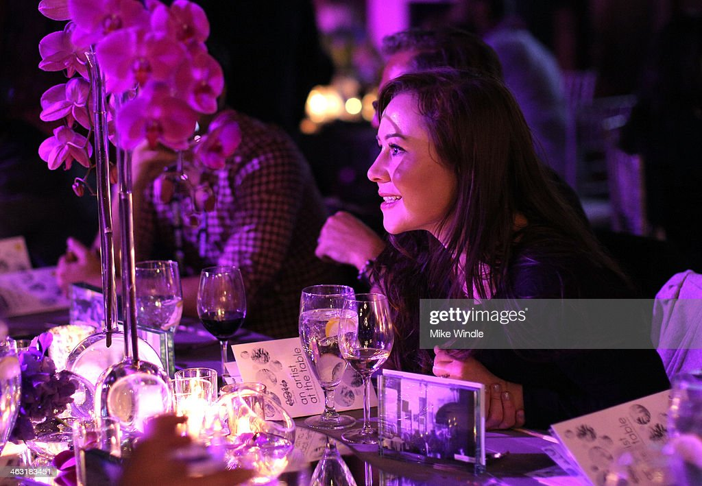 Dinner Program during the 2014 Sundance Film Festival at Stein Eriksen Lodge on January 16, 2014 in Park City, Utah.