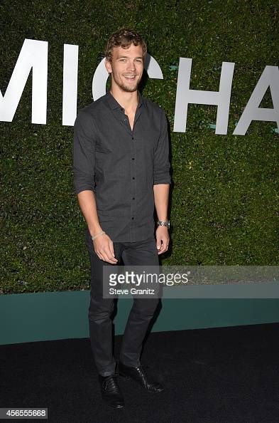A guest attends Claiborne Swanson Frank's Young Hollywood book launch hosted by Michael Kors at Private Residence on October 2 2014 in Beverly Hills...