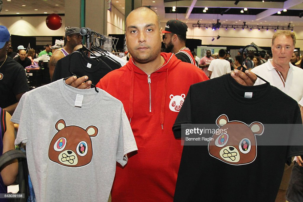 Guest attends SneakerCon presented by Sprite, Rush Card, & FDA during the 2016 BET Experience at Los Angeles Convention Center on June 25, 2016 in Los Angeles, California.