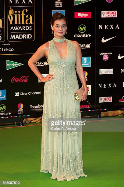 Guest attends the 17th IIFA Awards at Ifema on June 25 2016 in Madrid Spain