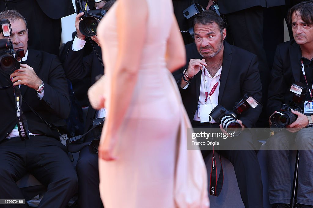Guest attends the Closing Ceremony during the 70th Venice International Film Festival at the Palazzo del Cinemaon September 7, 2013 in Venice, Italy.