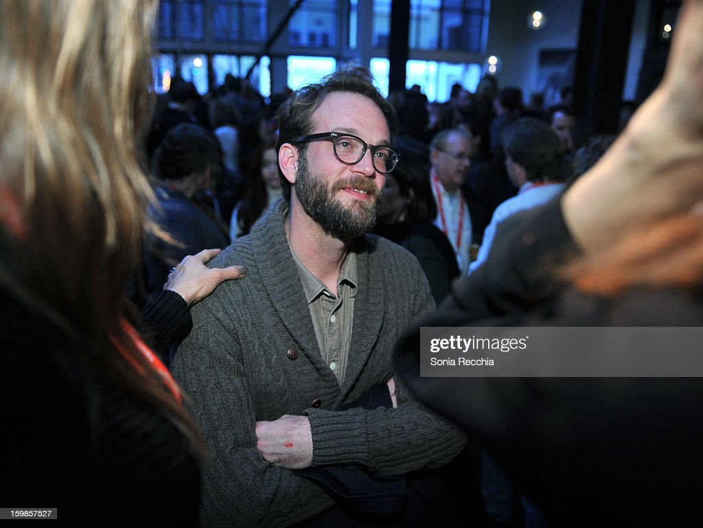 Guest attends the Film Independent Sundance Reception at Riverhorse Cafe during the 2013 Sundance Film Festival on January 21, 2013 in Park City, Utah.