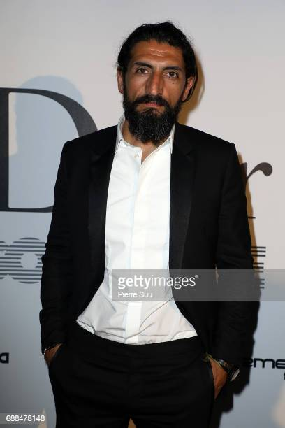 Guest attends the 'Good Time' after party at Club Albane during the 70th annual Cannes Film Festival at Club Albane on May 25 2017 in Cannes France