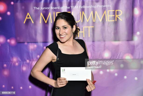 Guest attends The Junior Board of The TEAK Fellowship Presents A Midsummer Night at PhD Lounge at the Dream Downtown New York on June 21 2017 in New...
