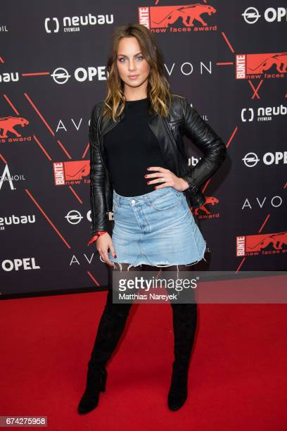 Guest attends the New Faces Award Film at Haus Ungarn on April 27 2017 in Berlin Germany