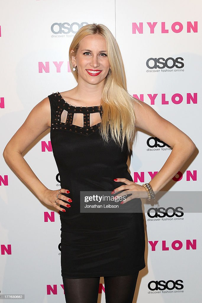 Guest attends the NYLON, ASOS + Cover Star Emily VanCamp Celebrate The September Issue At The Redbury at The Redbury Hotel on August 24, 2013 in Hollywood, California.