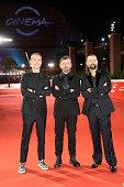 """Benny Benassi - Equilibrio"" Red Carpet - 16th Rome..."