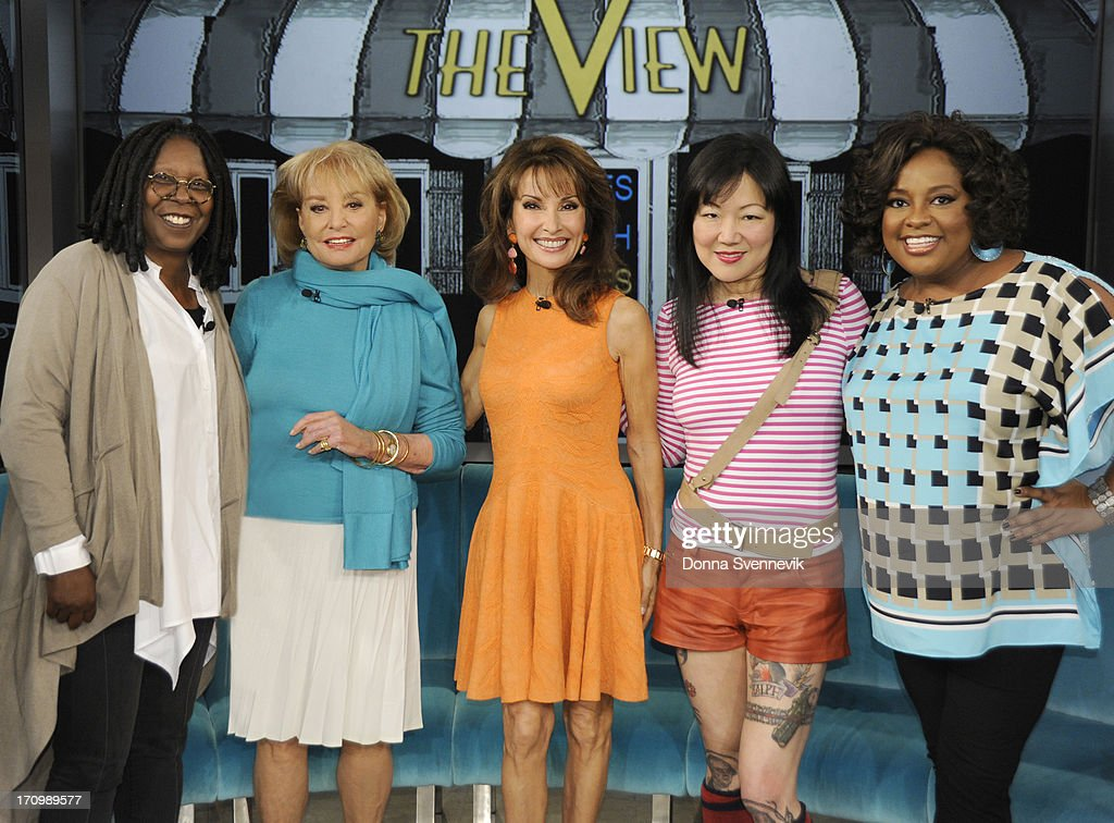 THE VIEW - Guest co-host Margaret Cho appeared today, June 19, 2013 on 'The View.' Guests included Susan Lucci. 'The View' airs Monday-Friday (11:00 am-12:00 pm, ET) on the ABC Television Network. SHEPHERD