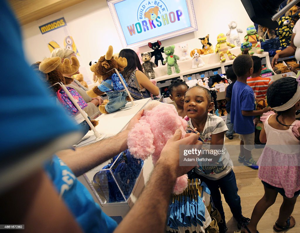 build a bear workshop store at mall of america photos and images