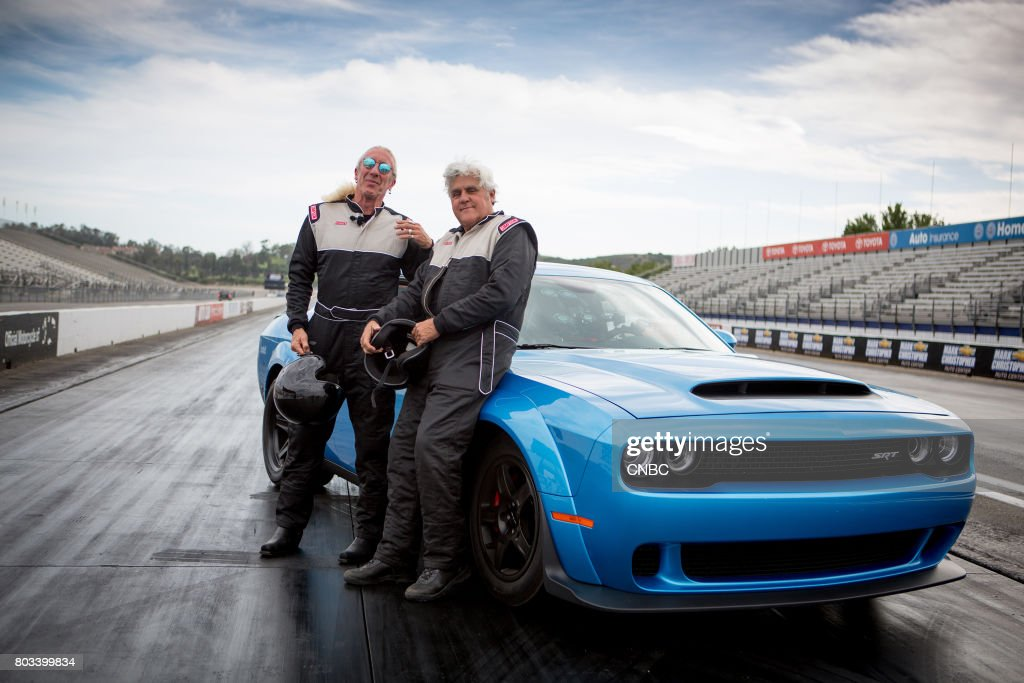"CNBC's ""Jay Leno's Garage"" - Season 3"