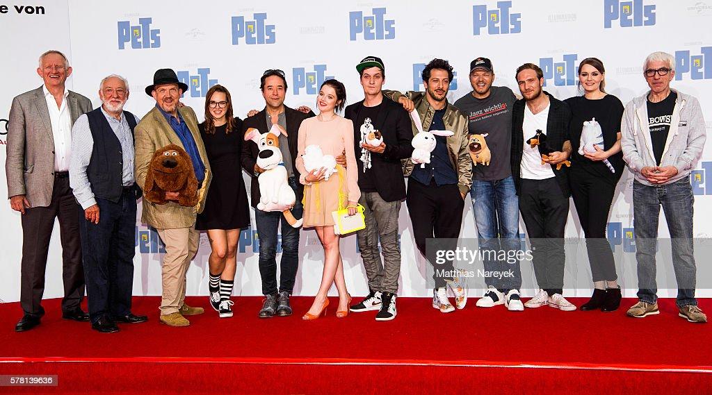 'PETS' Berlin Premiere